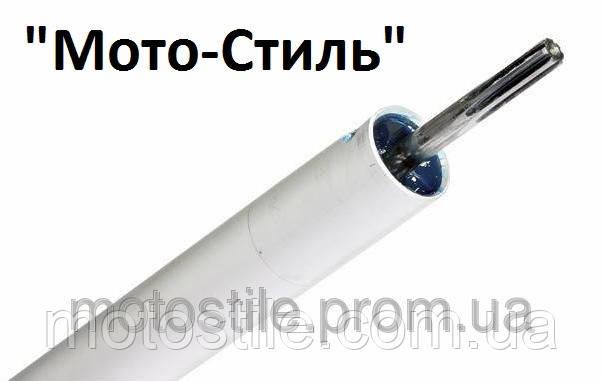 Штанга в сборе d-26mm на 7х7 шлицов для бензокосы