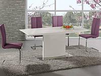 Стол обеденный деревянный ELIAS белый Halmar