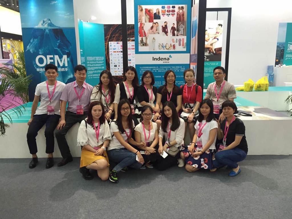 Фирма INDENA выставку в Китае!