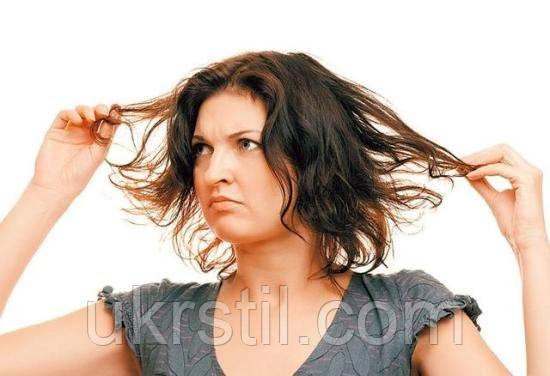 Скрываем жирный блеск волос при помощи подручных средств