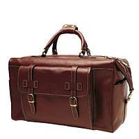 Кожаная дорожная сумка КАТАНА 33152, фото 1