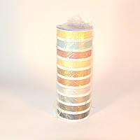Нить для бисера Титан 100цветная(микс 1)