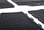 Резиновый водительский коврик в салон Lexus LX 470 1998-2007 (STINGRAY), фото 3