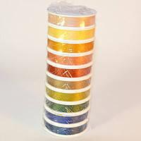 Нить для бисера Титан 100цветная(микс 2)
