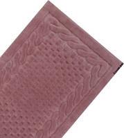 Набор ковриков для ванной и туалета  Arya  Erguvan сухая роза