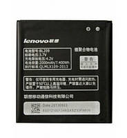 Аккумулятор для телефона BL-209 Lenovo A378T, A398T, A516, A706, A760, A788T, (Li-ion 3.7V 2000mAh)