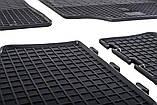 Резиновые коврики в салон Lexus LX 470 1998-2007 (STINGRAY), фото 2