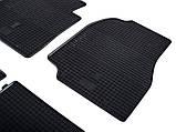 Резиновые коврики в салон Lexus LX 470 1998-2007 (STINGRAY), фото 4
