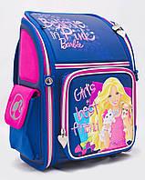 "Ранец каркасный Н-18S ""Barbie"" ТМ 1 Вересня 551834"