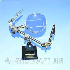 """Пристосування """"третя рука"""" MG16126 (ZD-10D) 14-0160"""