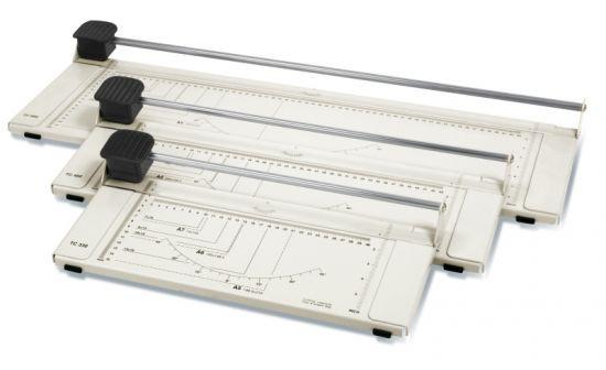 Резак роликовый Cyklos TC 460, 460 мм., 8 листов, прижим автоматический.