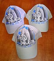 Коттоновые летние кепки для детей, фото 1