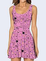 Платье Принцесса Бугристого Пространства
