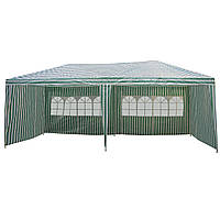Садовый павильон, шатер 3602-S 3x6 м