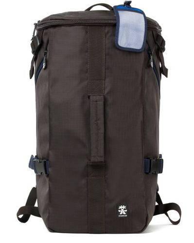 Вместительный рюкзак 28 л. Track Jack Barrel Backpack Crumpler TJBRBP-003 темно-коричневый