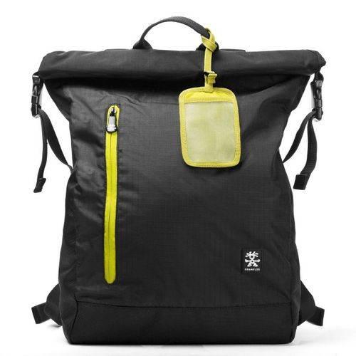 Легкий рюкзак 17 л. TRACK JACK DAY BACKPACK Crumpler TJDBP-001 черный
