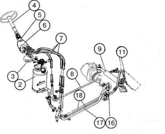 Переоборудование под насос-дозатор МТЗ-80 МТЗ-82 ЮМЗ