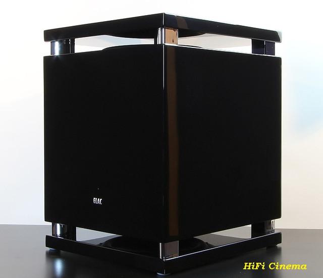 Активный сабвуфер ELAC SUB 2070 HiFi класса для домашнего кинотеатра