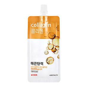 Маска для восстановления кожи лица Aritaum Fresh Collagen