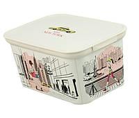 Ящик для хранения Decos Miss New York L