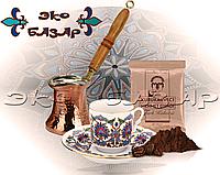 Кофе Турецкий 100 г kahve (Turkish Coffee)-MEHMET EFENDI ФОЛЬГА