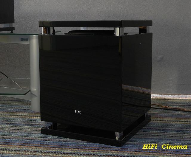 Elac-Sub-2090 hifi black