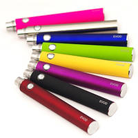 Аккумулятор для электронной сигареты Evod  1100 Mah