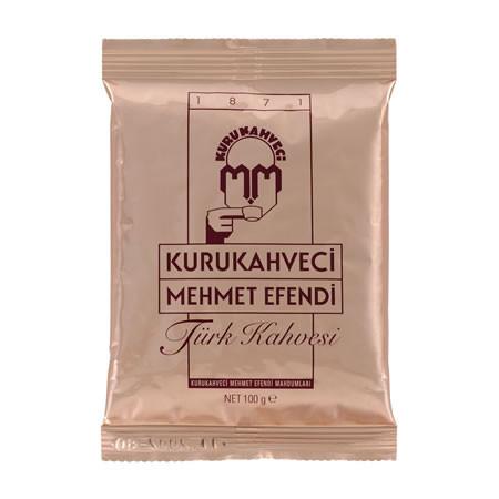 Кофе турецкий молотый 100 г (Turkish Coffee) - MEHMET EFENDI
