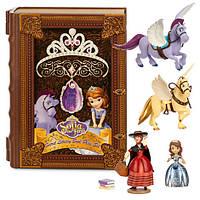 Кукла София  Дисней  набор тайная библиотека Софии ( Disney Sofia The First Secret Library Book Playset)