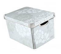 Ящик для хранения 6 л Deco`s Romance