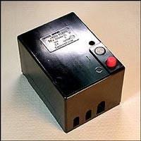 Автоматические выключатели АП 50Б для защиты от перегрузок и коротких замыканий