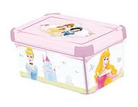 Ящик для хранения 6 л Deco`s Princess