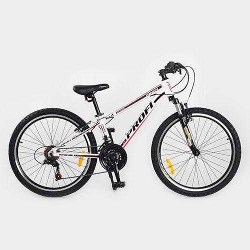 Велосипед с алюминиевой рамой 24 дюйма