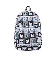Рюкзак кот хипстер.