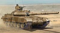 Российский танк  Т-90СА  1/35