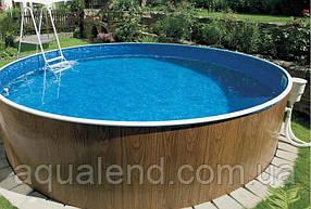 Морозоустойчивый круглый сборный бассейн 3,6 х 1,07м Mountfield (Чехия) 400DL без оборудования, фото 2