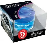 Автомобильный ароматизатор гелевый на панель Tasotti Gel Prestige New Car 50 ml