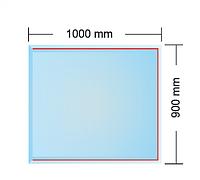 Cтекляное основание BERLIN (толщина 6 мм)
