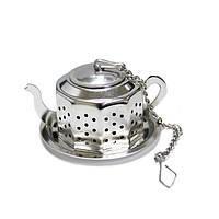 """Ситечко для чаю """"Час чаю"""""""