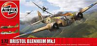 Модель самолета Bristol Blenheim MkI (Bomber)  1/72