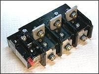 Реле токовые электротепловые  РТТ и РТЛ Реле