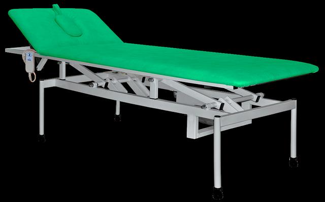 Электрические массажные столы КМЕ (Стол массажный с электроприводом) - Медицинская мебель Украина в Киеве