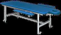 Медицинская мебель Стол массажный односекционный М-1
