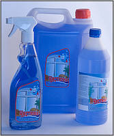 Средство для мытья стекол 5,0л