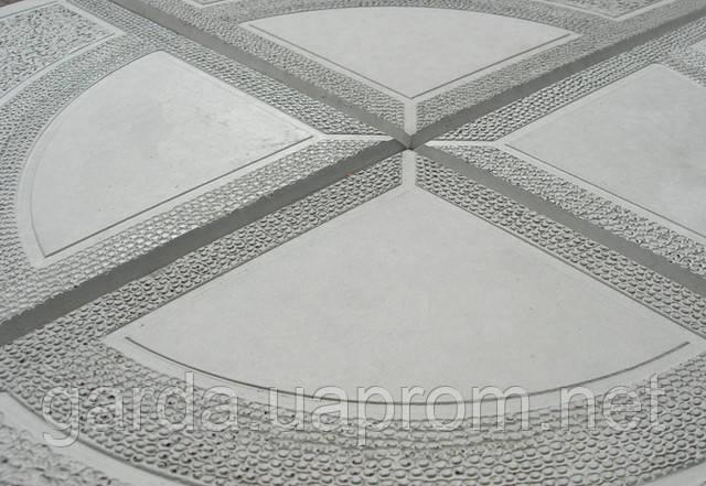 Тротуарная плитка Сектор