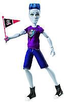 Monster High Ghoul Spirit Slo Mo Doll Кукла Сломан (Слоу Мо) Мортавич из серии Группа поддержки, фото 1