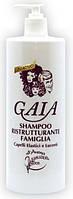Шампунь для волос с овсом эластичность и блеск, 1000мл, Gaia, Conter