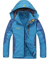 Мужские куртки 3в1 JACK WOLFSKIN. Стильные мужские куртки. Качественные куртки. Доступная цена. Код: КДН138