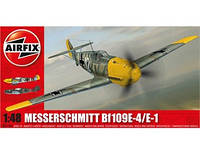 Модель самолета Messerschmitt Bf109E-4/E-1  1/48