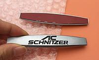 Эмблемы на крылья BMW Schnitzer
